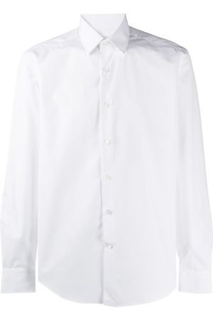 Salvatore Ferragamo Classic collar shirt