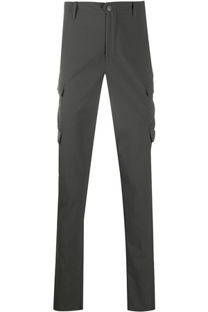 Incotex Cargo tapered-leg trousers