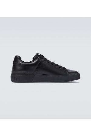 Balmain Herren Sneakers - Sneakers B-Court aus Leder