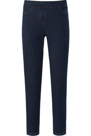 Peter Hahn Knöchellange Schlupf-Jeans denim