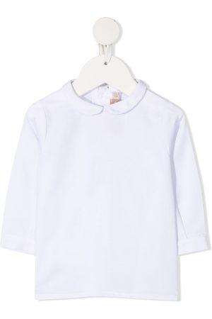LA STUPENDERIA Plain cotton shirt