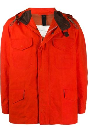 MACKINTOSH Drumming rain jacket