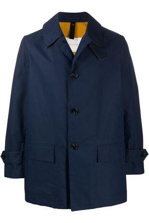MACKINTOSH Torrent cotton raincoat