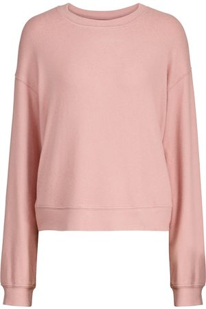 Velvet Sweatshirt Mira aus Jersey