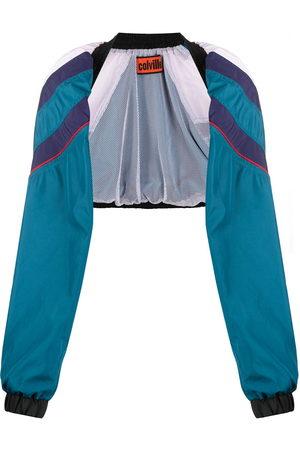 Colville Sleeve design bomber jacket