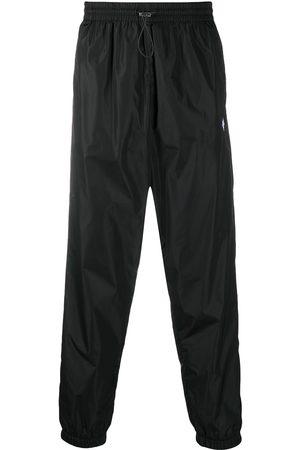 MARCELO BURLON Herren Jogginghosen - Cross nylon track pants