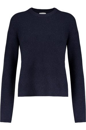Velvet Pullover Nadie mit Wollanteil