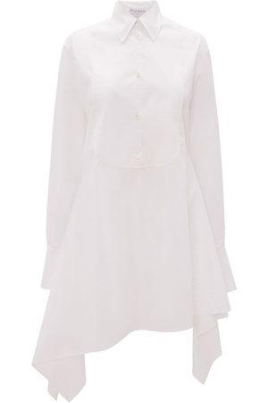 J.W.Anderson Asymmetric bib shirt dress