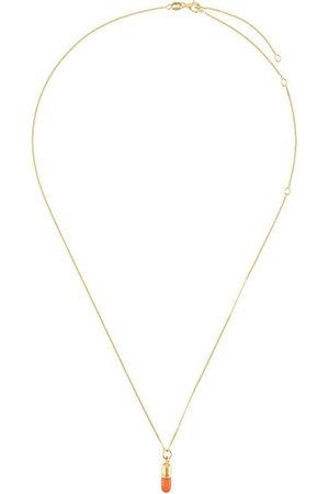 True Rocks Herren Halsketten - Mini pill pendant necklace