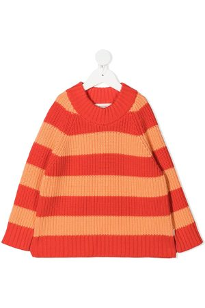Tiny Cottons Stripe knit jumper