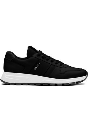 Prada Low-top lace-up sneakers