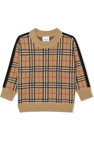 Burberry Icon Stripe wool sweater