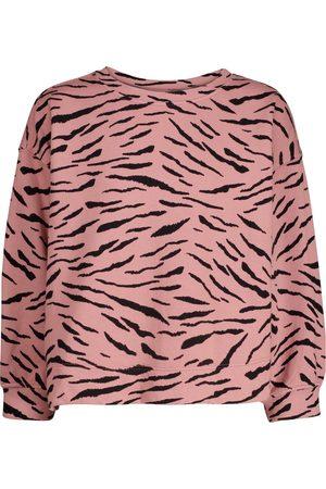 Velvet Sweatshirt Hilda aus Baumwolle