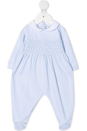 SIOLA Diamond knit pattern pyjamas