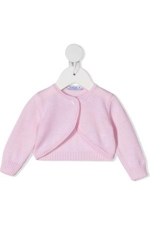 SIOLA Lange Ärmel - Knitted long sleeve cardigan