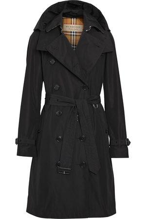 Burberry Damen Trenchcoats - Kensington hooded trench coat