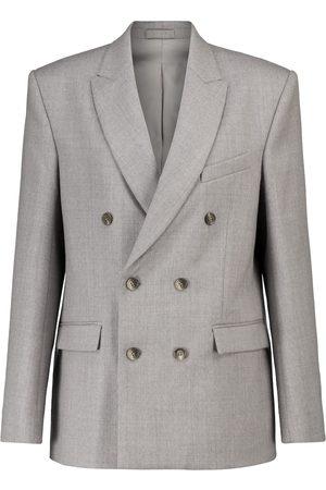 WARDROBE.NYC Damen Blazer & Sakkos - Release 04 Blazer aus Wolle