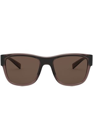 Dolce & Gabbana Step injection square-frame sunglasses