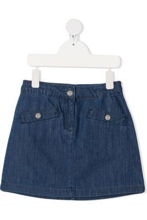 KNOT Keana denim skirt