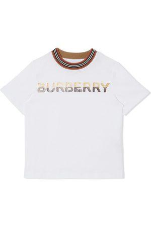 Burberry Confectionery -print cotton T-shirt