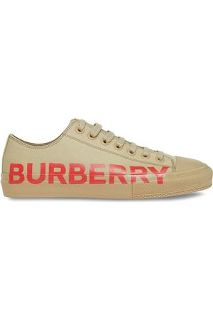 Burberry Logo-print low-top sneakers