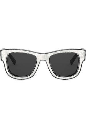 Dolce & Gabbana Domenico rectangular-frame sunglasses