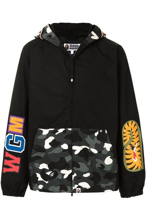 A BATHING APE® Micro ape patch sweatshirt