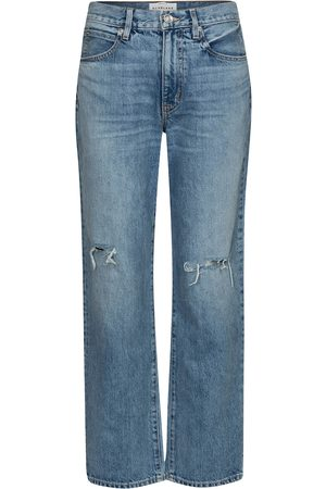 SLVRLAKE High-Rise Straight Jeans Sophie