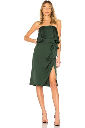 Lovers + Friends Violet Midi in - Green. Size M (also in XS).