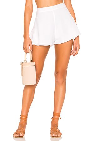 superdown Cory Flutter Shorts in - . Size L (also in XS, S, M, XL).