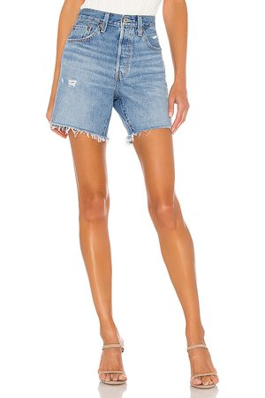 Levi's 501 Mid Thigh Short in . Size 23 (also in 24, 25, 26, 27, 28, 29, 30, 31, 32).