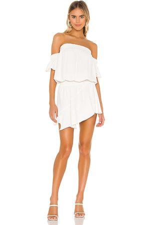 Amanda Uprichard Ariella Dress in - White. Size L (also in S, M).