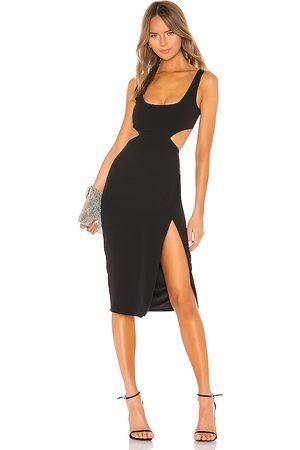 Lovers + Friends Damen Midikleider - Titus Midi Dress in - . Size M (also in L, S, XL).