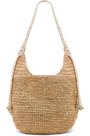 florabella Coachello Bag in - Nude. Size all.