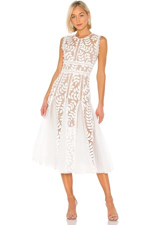 Bronx and Banco Saba Blanc Midi Dress in - . Size L (also in XS, S).