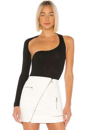 superdown Damen Shirts - Alessandra Bodysuit in - . Size L (also in XXS, XS, S, M, XL).