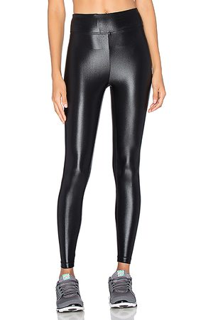 Koral Lustrous High Rise Legging in - . Size L (also in M, S, XS, XXS).