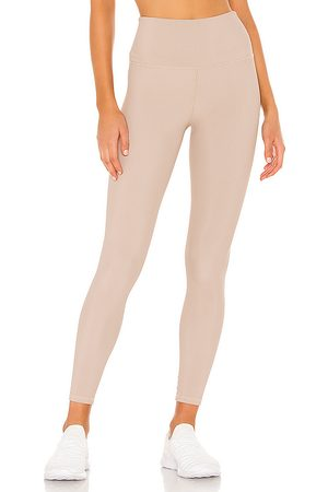 Beach Riot Ayla Legging in - Nude. Size M (also in S, XS).