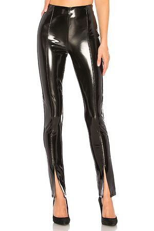 BLANK NYC Patent Legging in - Black. Size 26 (also in 27, 28, 29, 30, 31).