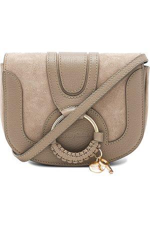 See by Chloé Hana Mini Crossbody Bag in - Neutral. Size all.