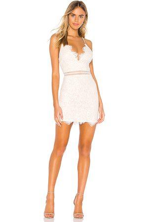 superdown Remi Lace Mini Dress in - . Size S (also in XXS).