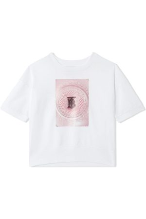 Burberry Confectionery print T-shirt