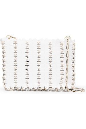 Paco rabanne Laser cut chain-link shoulder bag
