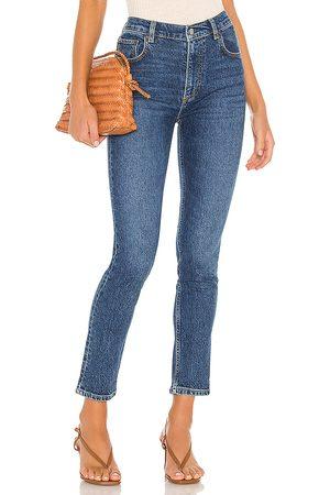 Boyish The Zachary Skinny Jean in - Denim-Dark. Size 22 (also in 25, 23, 24, 26, 27, 28, 29, 30).