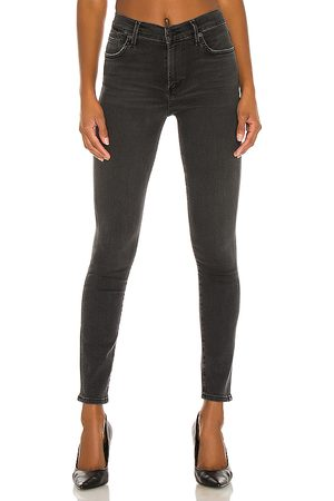 Citizens of Humanity Rocket Ankle Skinny Jean in - Black. Size 23 (also in 24, 25, 26, 27, 29, 31).