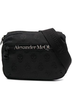 Alexander McQueen Logo-print belt bag