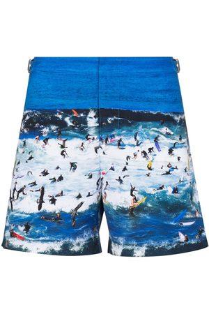Orlebar Brown Bulldog Surfer Beach swim shorts