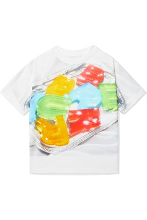 Burberry Confectionery-print T-shirt
