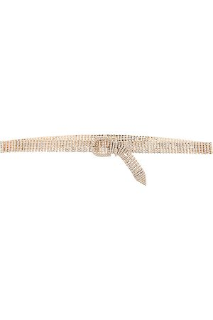 petit moments Showgirl Belt in - Metallic . Size all.