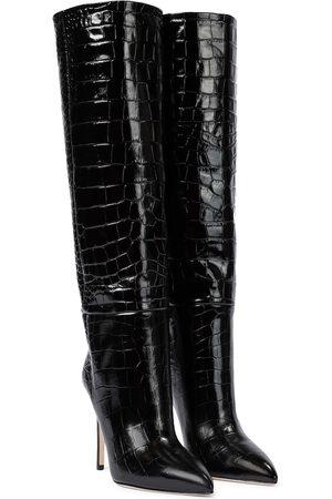 PARIS TEXAS Stiefel aus Leder